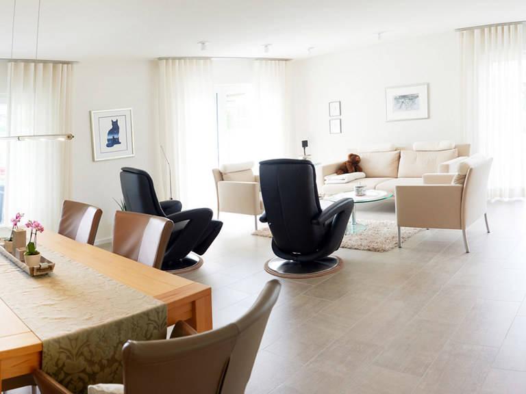 Fingerhut Haus B 144.10 Wohnzimmer