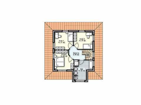 Haus Miranda - OLFA-HAUS GmbH Grundriss DG