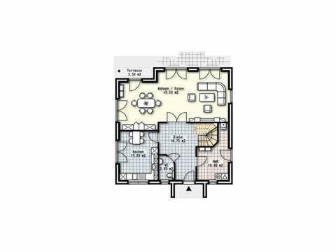Haus Miranda - OLFA-HAUS GmbH Grundriss EG