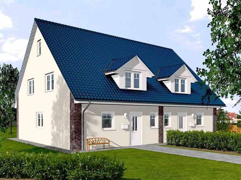 Doppelhaushälfte Husum - OLFA-Haus GmbH