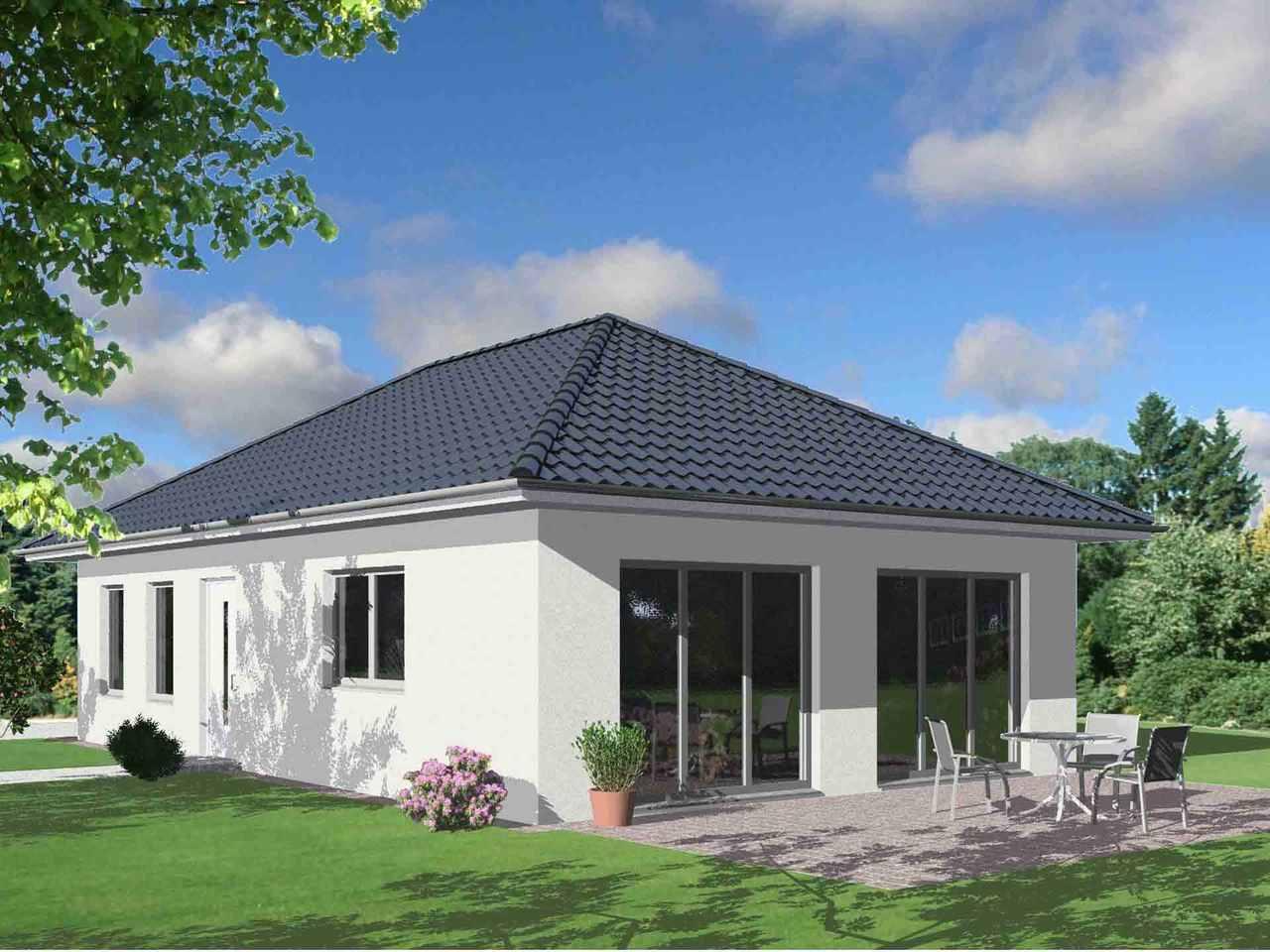 Bungalow Baltrum - OLFA-Haus GmbH