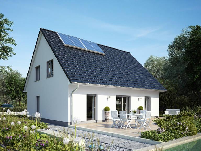 Einfamilienhaus KLASSIK.1000.1 von Deutsche Bauwelten