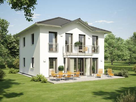 Stadtvilla 1150.SV von Deutsche Bauwelten