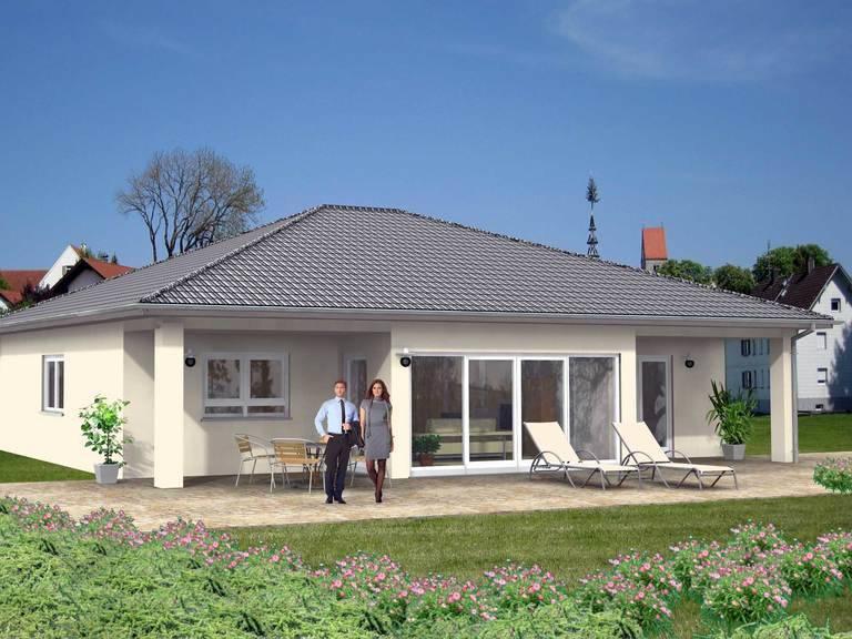 Econ Haus 20-018 Bungalow
