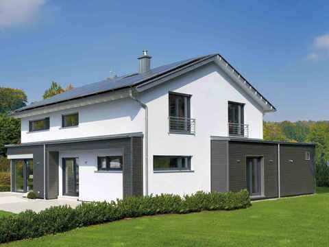 ▷ Musterhaus Ulm - Fertighaus WEISS