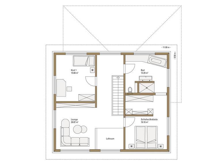 musterhaus ulm fertighaus weiss. Black Bedroom Furniture Sets. Home Design Ideas