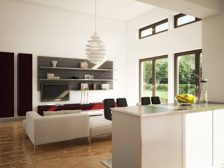 bungalow evolution 111 v2 bien zenker. Black Bedroom Furniture Sets. Home Design Ideas