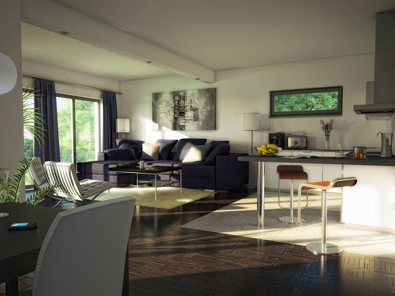 Evolution 111 V2 - Einfamilienhaus von Bien Zenker