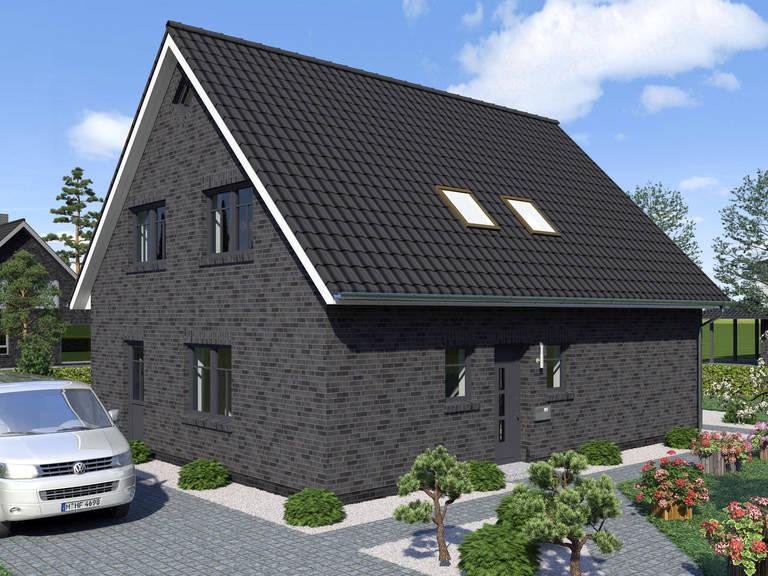 Fuchs Baugesellschaft Satteldachhaus SD 150