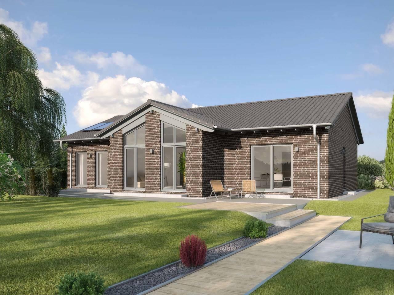 bungalow marmilla panorama gussek haus. Black Bedroom Furniture Sets. Home Design Ideas