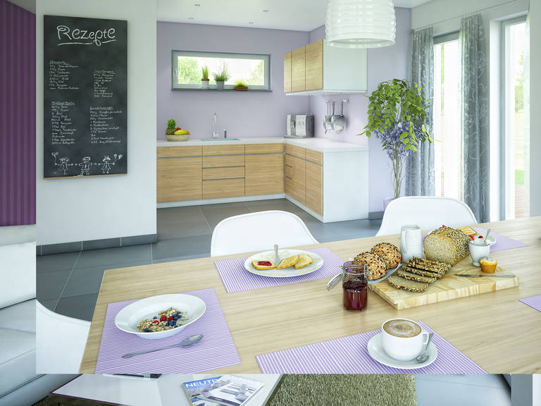 Bien-Zenker Evolution 116 V8 Einfamilienhaus Küche