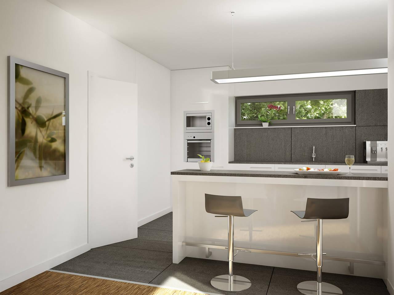 Bien-Zenker Evolution 135 V2 Einfamilienhaus Küche