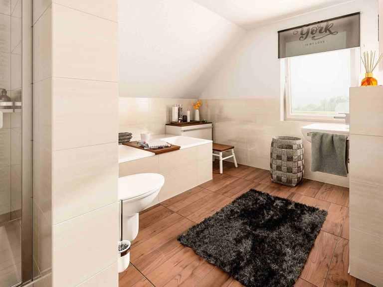 Landhaus 142 Badezimmer
