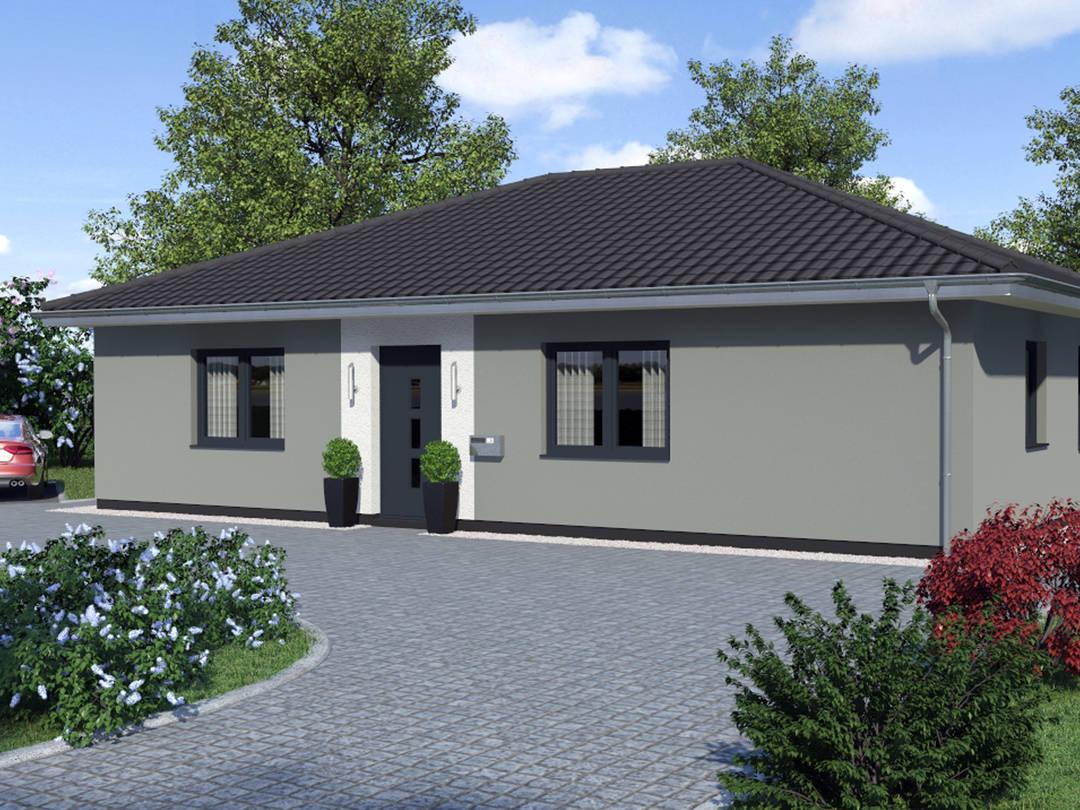 Fuchs Baugesellschaft Bungalow WD 105