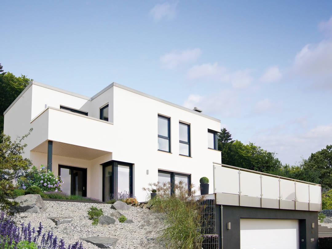 Fingerhut Haus Flachdachhaus F 97.10