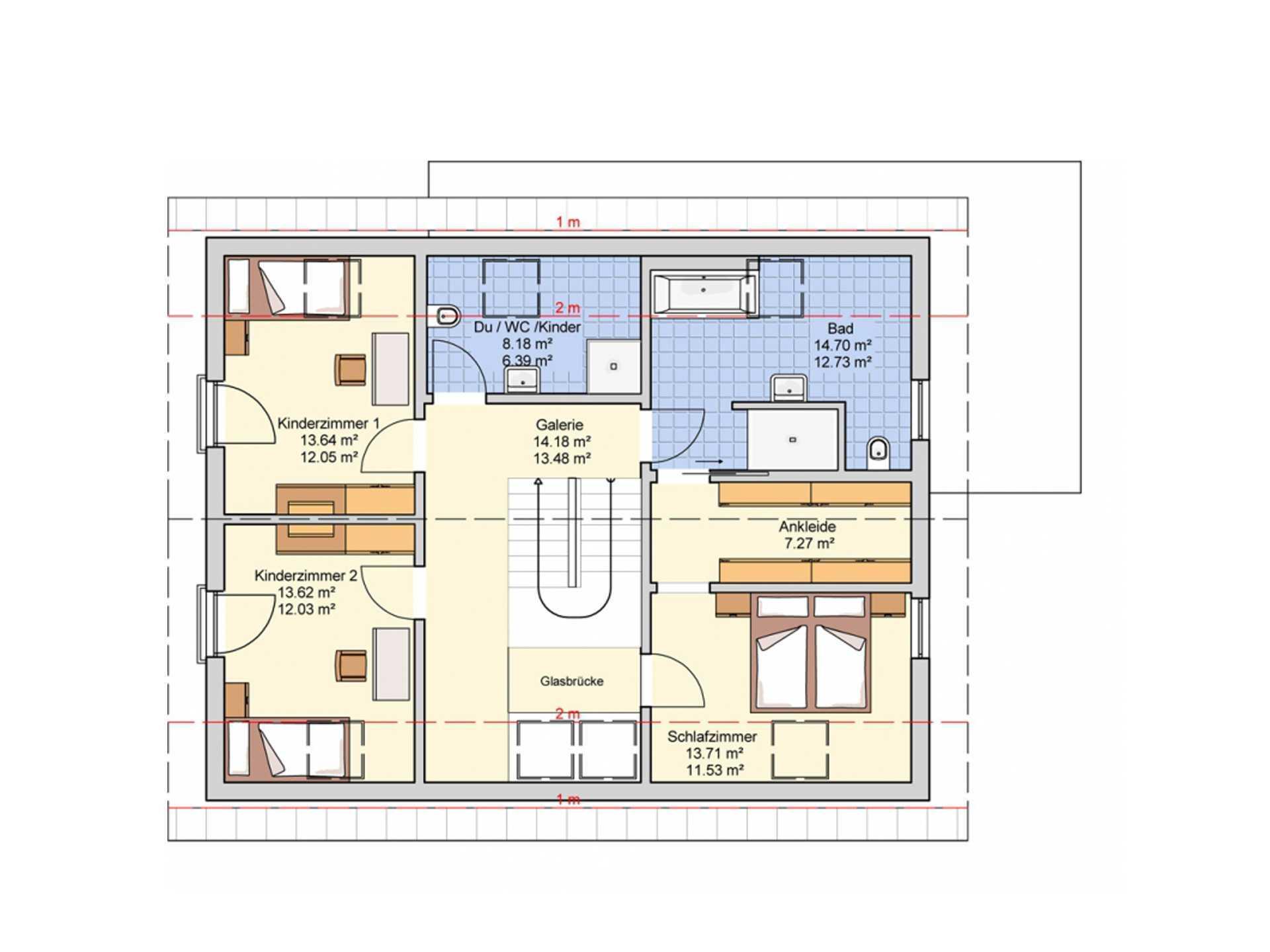 Fingerhut Haus Musterhaus Koblenz R 131.20