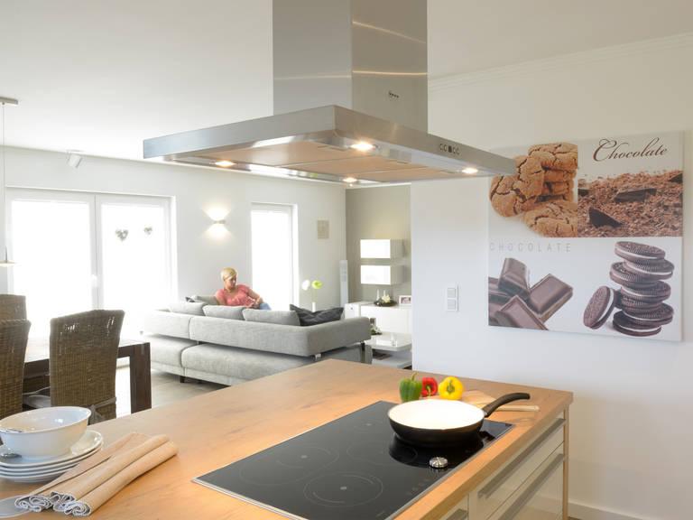Stadtvilla Medio - Fingerhut Haus Küche: Herd