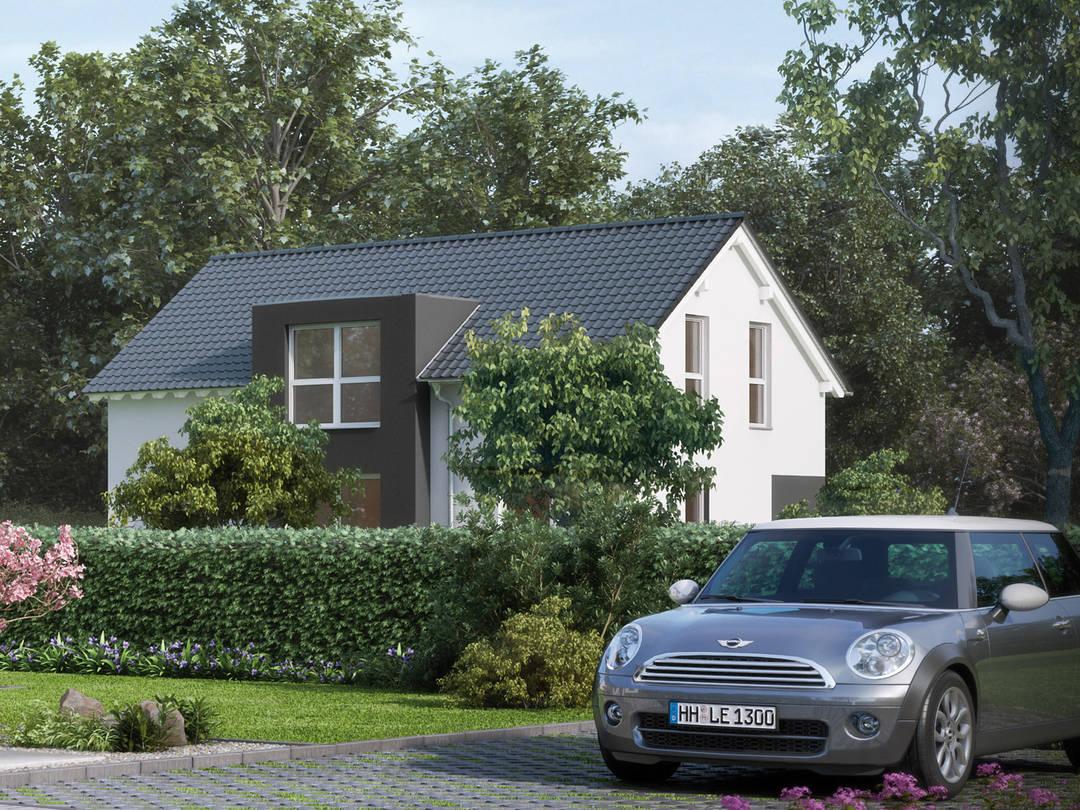 Fingerhut Haus Einfamilienhaus Bielefeld