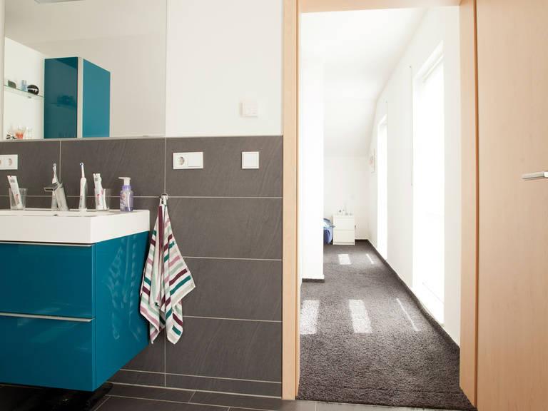 Einfamilienhaus Bonn - Fingerhut Haus Badezimmer