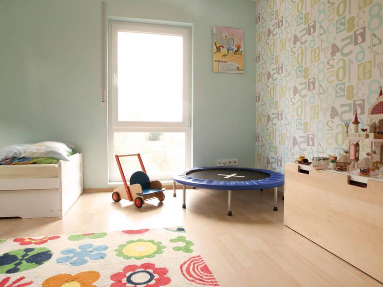Einfamilienhaus Bonn - Fingerhut Haus Kinderzimmer