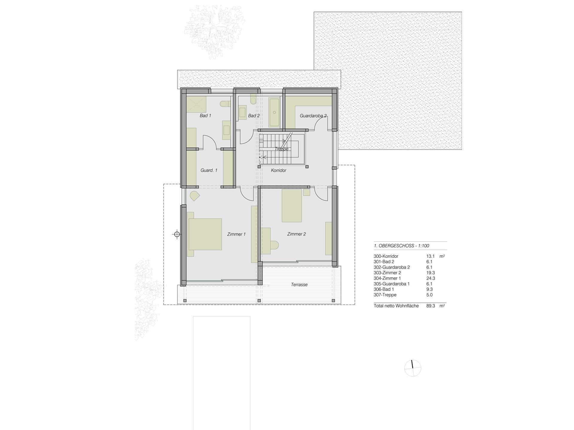 huf haus art flachdach huf haus. Black Bedroom Furniture Sets. Home Design Ideas