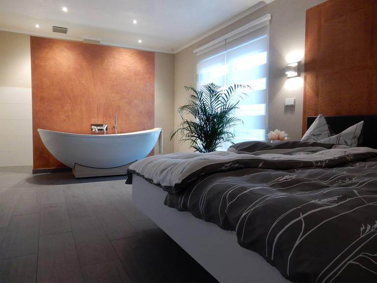 HSE Musterhaus Ilmenau - Schlafzimmer