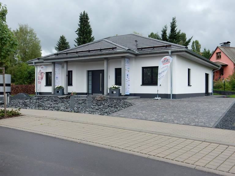 HSE Musterhaus Ilmenau Frontansicht