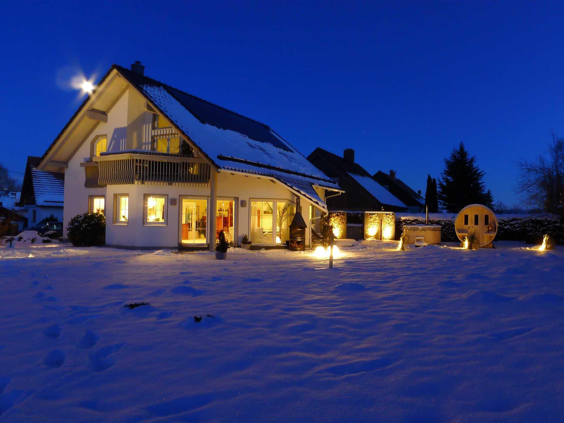 Ansicht Winter Haustyp Susi 3