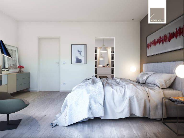 Bauhaus Futura von Kern-Haus Schlafzimmer