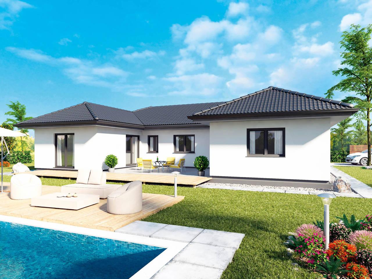 HARTL Haus Bungalow Elegance 140 W