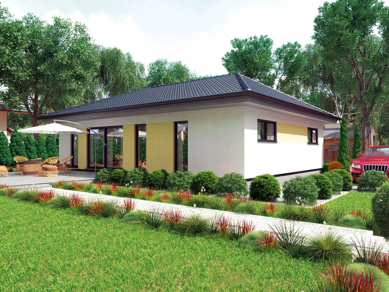 HARTL Haus Bungalow Comfort 113 W