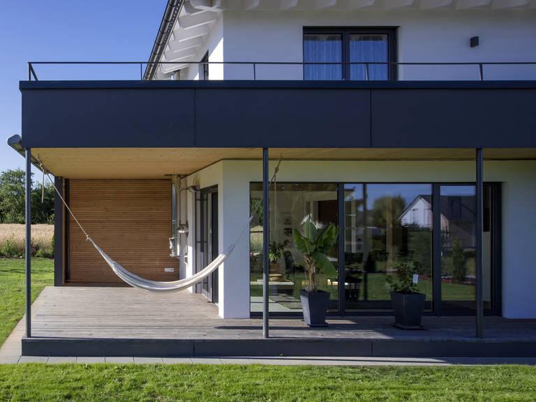 Kitzlingerhaus Dornhan - Draußen