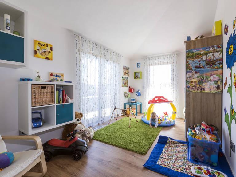 Kitzlingerhaus Dornhan - Kinderzimmer