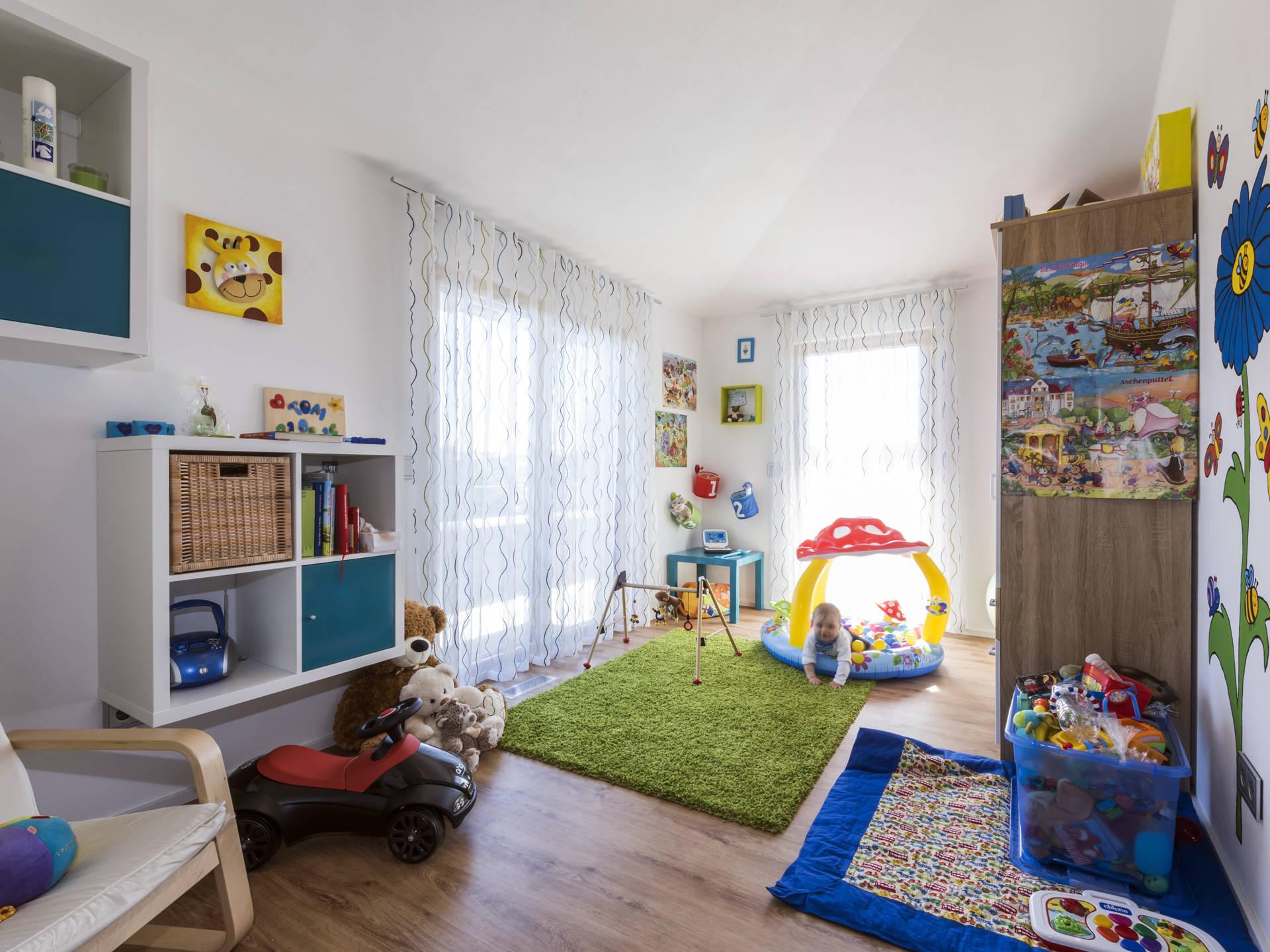 Stadtvilla dornhan kitzlingerhaus - Kinderzimmer impressionen ...