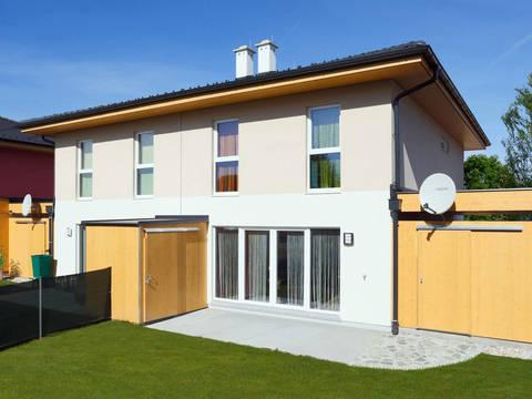 HARTL Haus Typenhaus Doppelhaus 120 W
