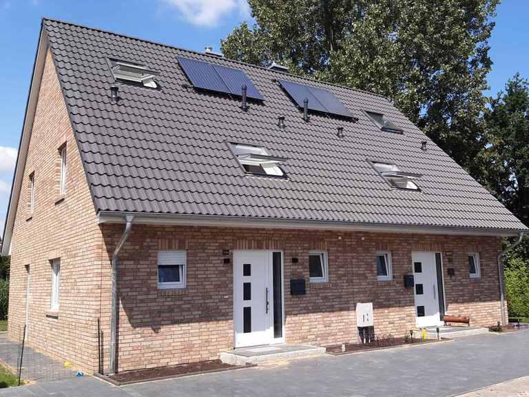 Doppelhaus V120 - Virtus Projektbau
