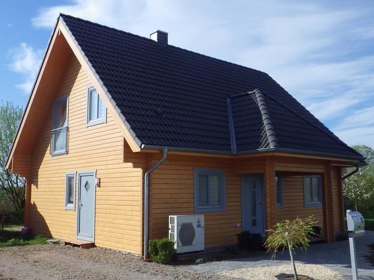Blockhaus SB70-85 von Schwesig & Söhne