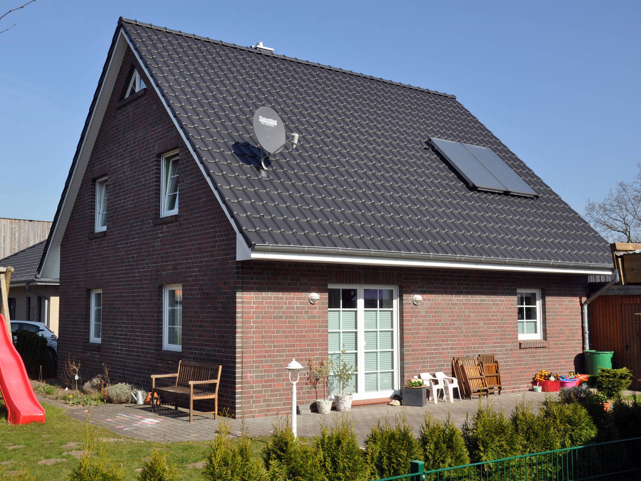 Virtus Projektbau Einfamilienhaus V125