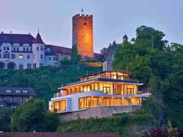 Designhaus Weitblick von Baufritz