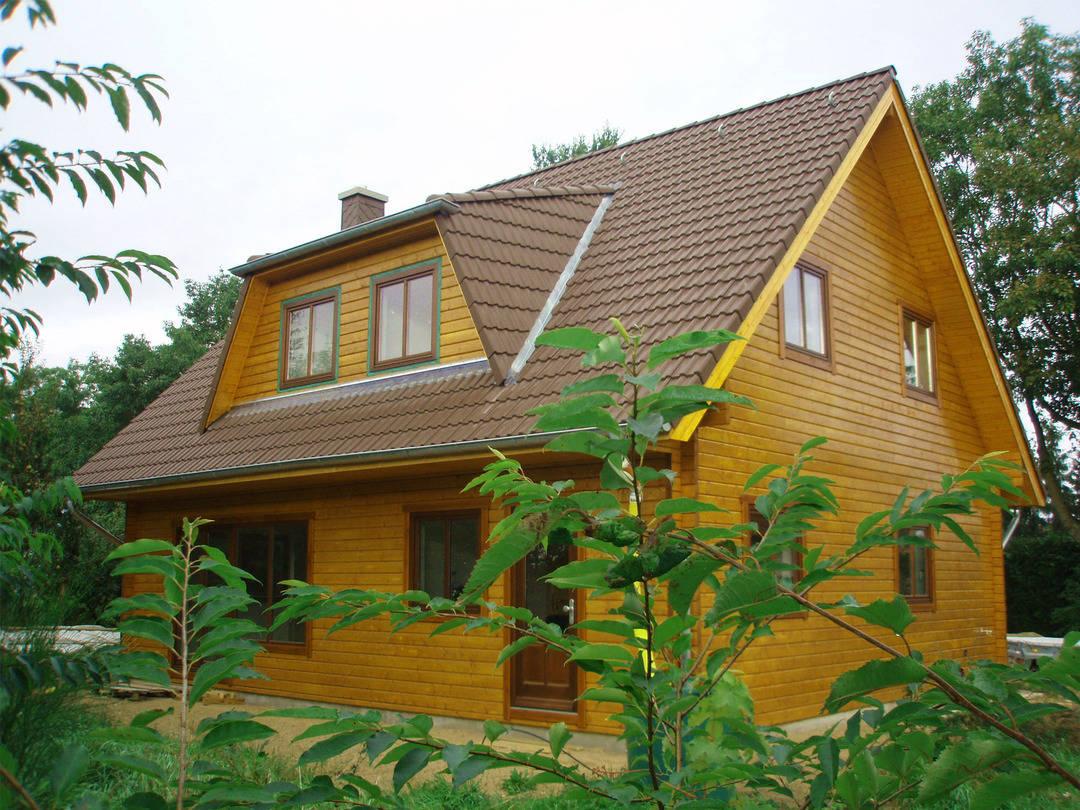 Blockhaus SB70-94 von Schwesig & Söhne