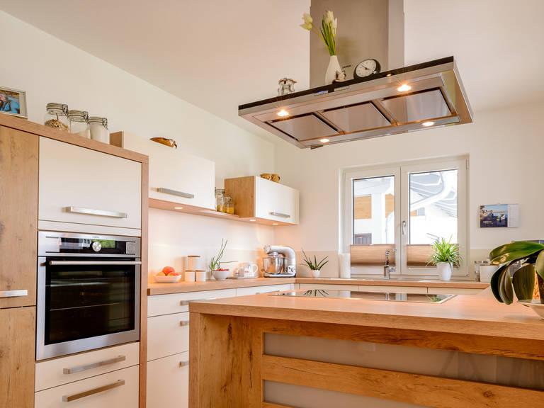Küche - Doppelhaus Auen - ALBERT Haus