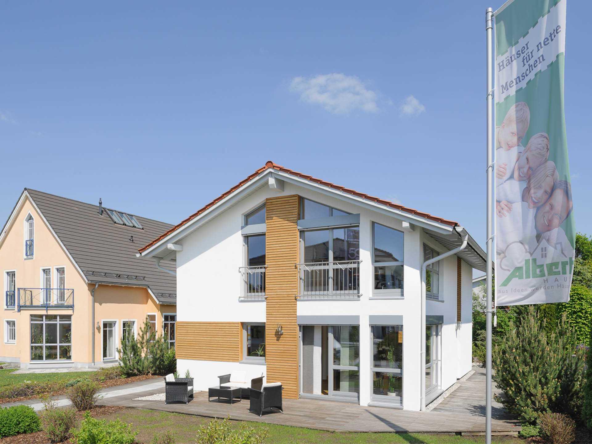 Musterhaus Poing - ALBERT Haus
