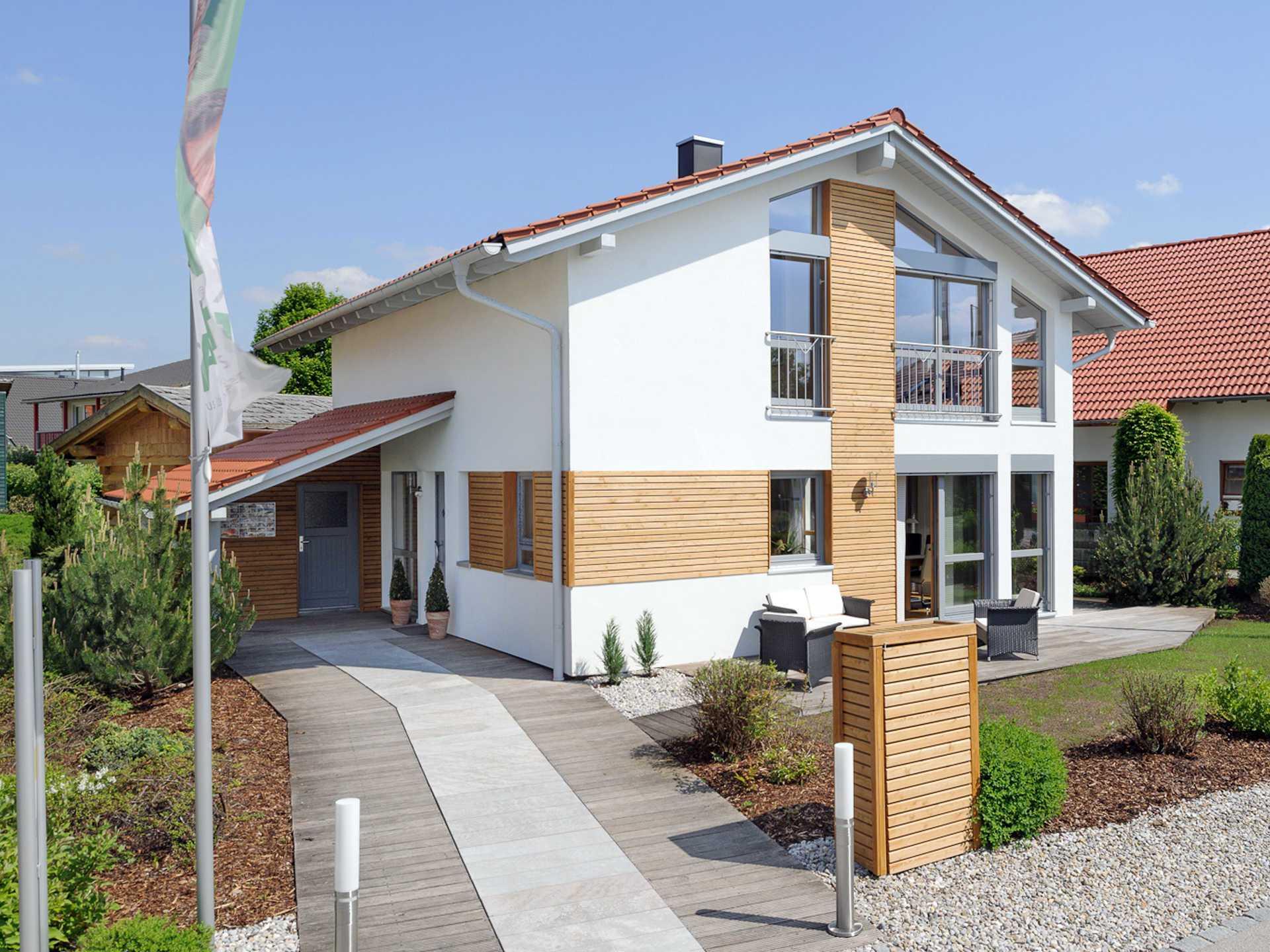 Musterhaus Poing Albert Haus Musterhausnet