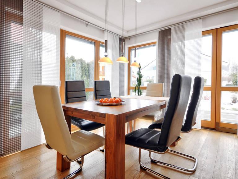 Essbereich - Musterhaus Poing - ALBERT Haus