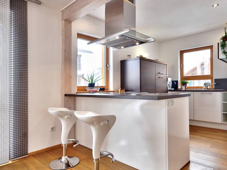 Küche - Musterhaus Poing - ALBERT Haus