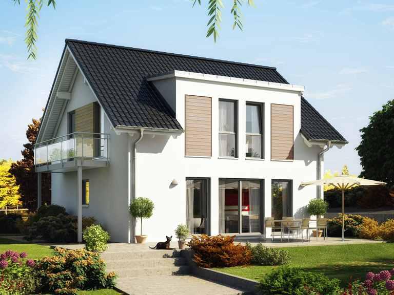Einfamilienhaus EVOLUTION 124 V2 - Bien Zenker