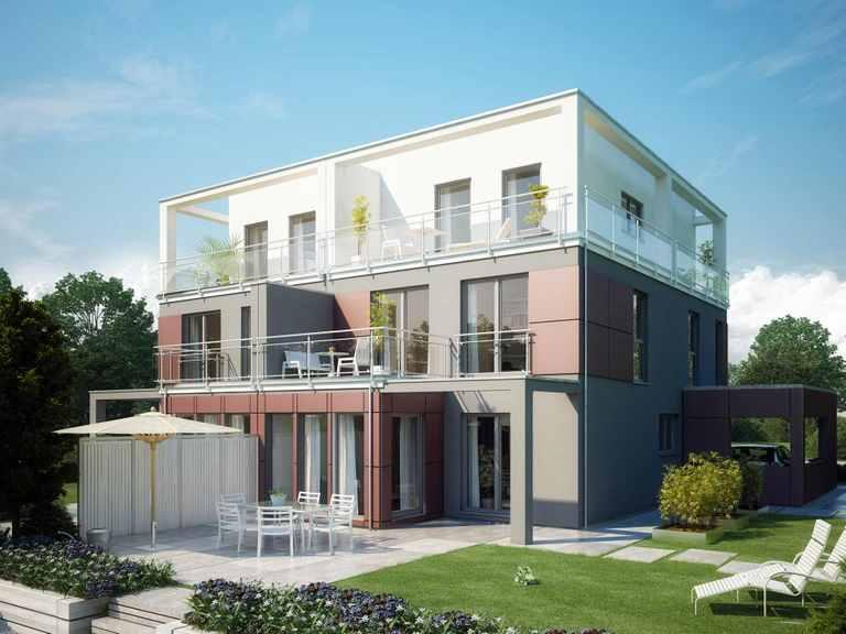 Doppelhaus CELEBRATION 135 V5 XL - Bien Zenker