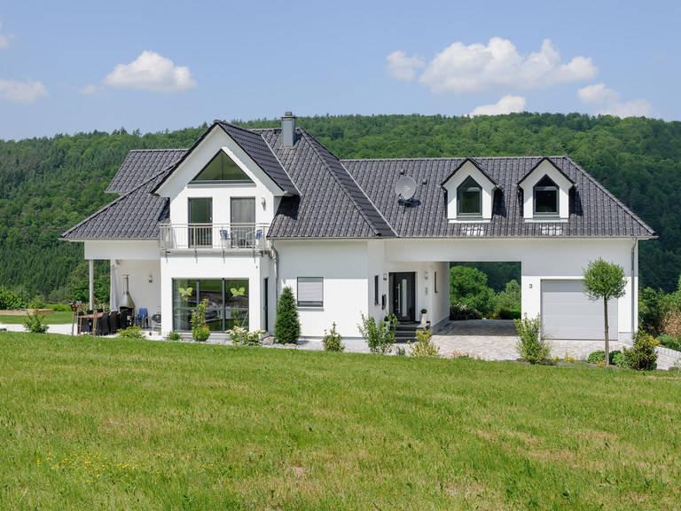 Exklusive Villa von ALBERT Haus