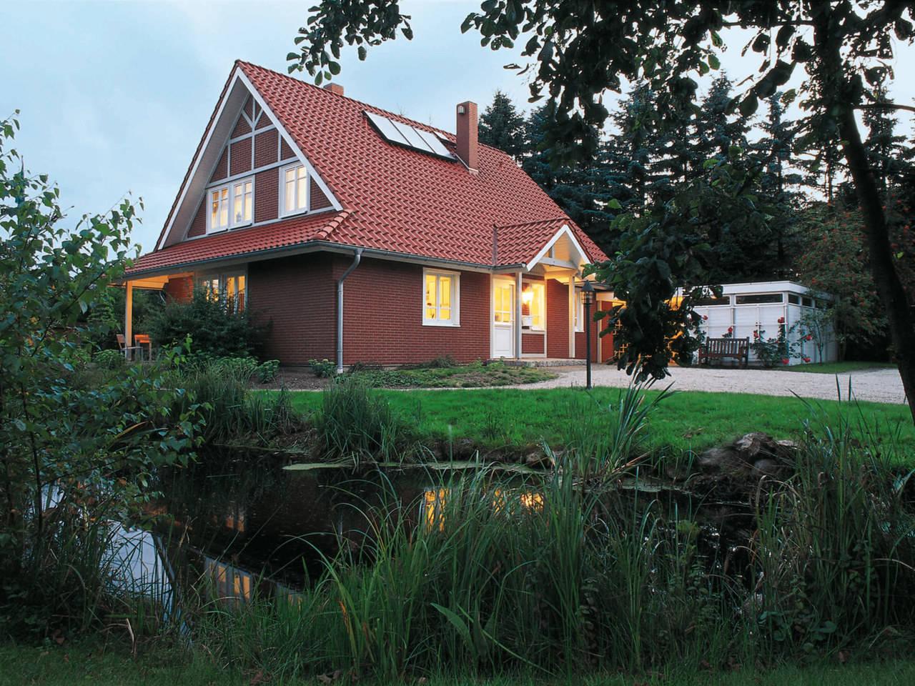 Haacke Haus Landhaus - Musterhaus Hamburg/Stelle