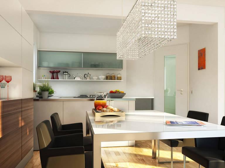 Bien-Zenker Einfamilienhaus Celebration 134 V2 Küche